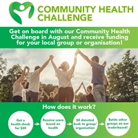 Terry  White -  Community  Health  Challenge  Social