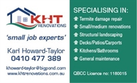 KHT Renovations