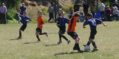 SSG (Small-Sided Games) in 2008